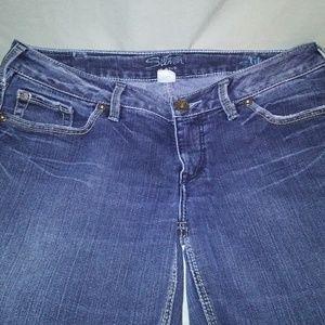 Silver Jeans. Aiko Bootcut. 32 x 30.